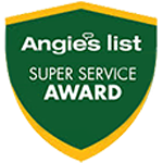 Angie List Super Service Award